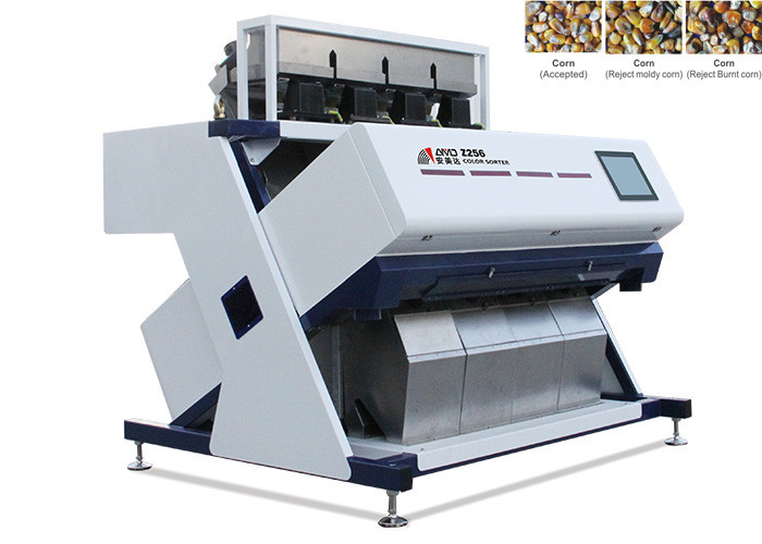 AMD Corn Color Vision Sorting Machine Self Design High Frequency Ejectors