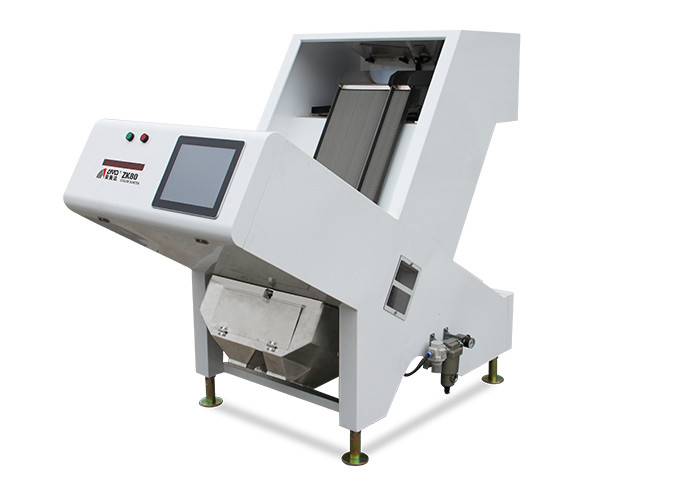 Mini High Capacity CCD Color Sorter Machine With Image Acquisition System